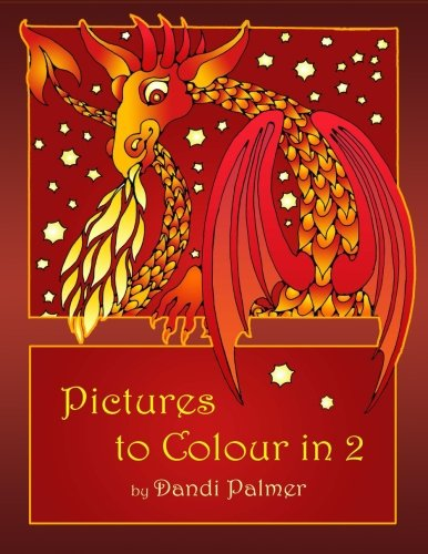 Pictures to Colour In 2 (Coloring Books, Band 2)