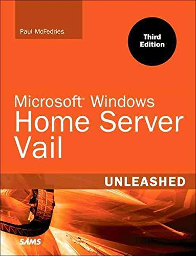 [(Microsoft Windows Home Server 2011 Unleashed)] [By (author) Paul McFedries] published on (March, 2011)