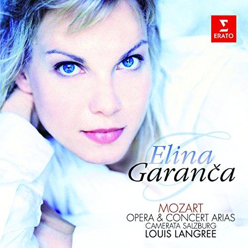 Mozart : airs d'opéras et de concerts