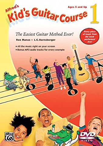 Kid's Guitar Course 1: The Easiest Guitar Method Ever! (DVD) [2009] [NTSC]