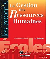 Zoom's la gestion des ressources humaines