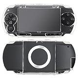 SODIAL(TM) Custodia trasparente per Sony PSP