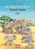 Der schlaue kleine Elefant: Kinderbuch Deutsch-Spanisch mit mehrsprachiger Audio-CD