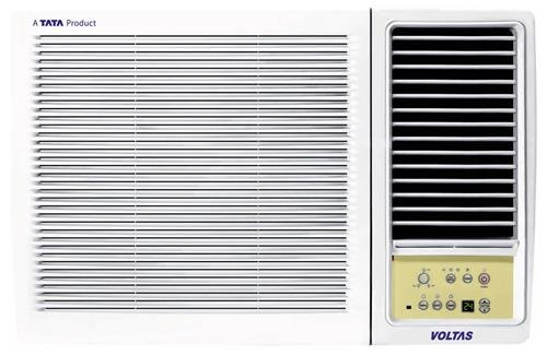 Voltas 1 Ton 3 Star Window AC (123 Lyi, White)