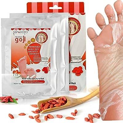 Fußmaske Luckyfine Wolfberry Füße