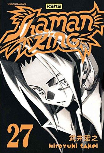 Shaman King, tome 27 par Hiroyuki Takei