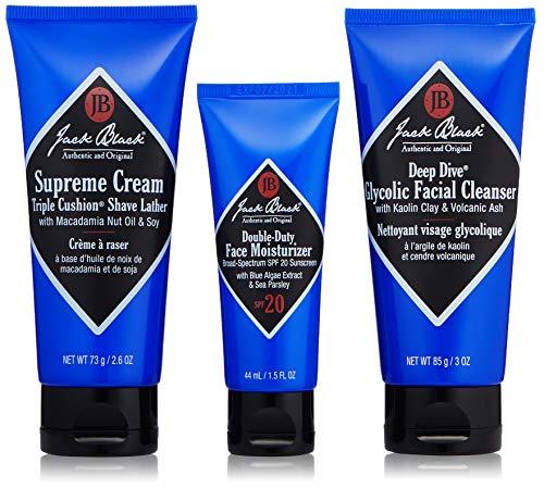 Essential Shave Cream (Jack schwarz Shave Essentials Kit)