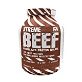 Fitness Authority Beef Protein Isolat Banane, 1,8 kg
