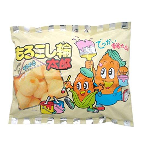 enorm Mrokoshi Wa Taro 20pcs Japan Mais Snack Dagashi