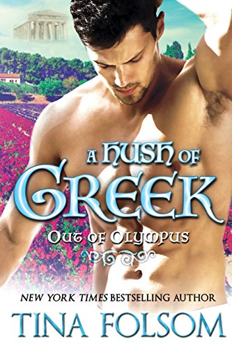 A Hush of Greek (Out of Olympus #4)