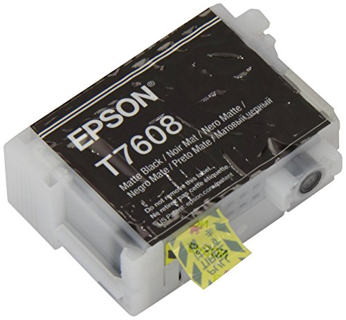 epson surecolor p600 Epson T76084010 Tintenpatronen, 26 ml, matt schwarz