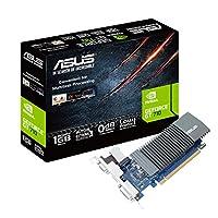 بطاقة عرض مرئي جيفورس جي تي 1030 او 2 جي، بي اتش - جي تي 1030 2 جيجا من اسوس، اصدار كسر سرعة المعالج فينيكس بوصلة اتش دي ام اي وواجهة رقمية مرئية GT 710 Low Profile 1GB DDR5 GT710-SL-1GD5-BRK