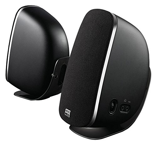 Altec Lansing Curved altoparlante multimediale 2.0 20 W Nero