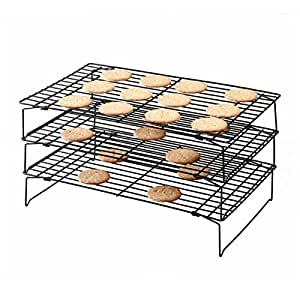 Creativities International 3-Tier Cooling Rack, Baking accessories