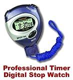 MCP Taksun Taksun Handheld Lcd Digital Professional Timer Sports Stopwatch Stop Watch