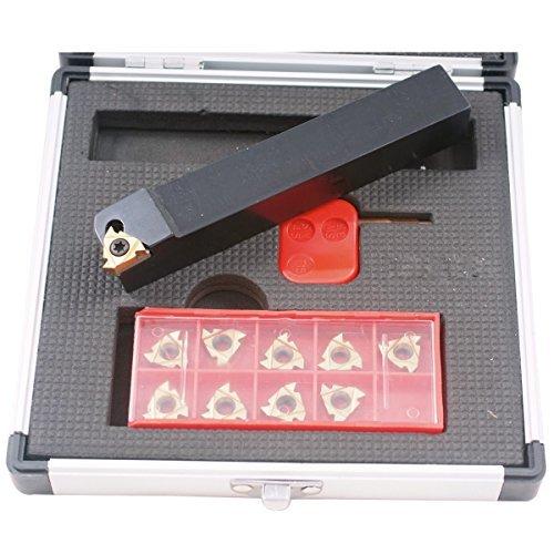 hhip 2301–1750Externe indexable Einfädeln Werkzeugaufnahme und Einsatz-Set, 5/20,3cm