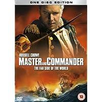 Master And Commander - The Far Side Of The World [Edizione: Regno Unito] [Edizione: Regno Unito] prezzi su tvhomecinemaprezzi.eu