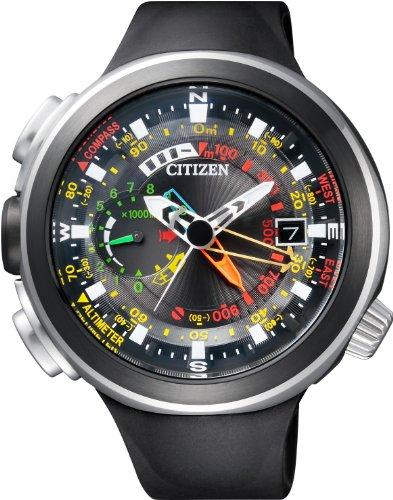 CITIZEN Promaster AltiChron Cirrus BN4035-08E