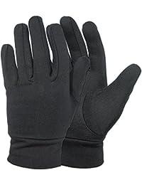 Searching paire de gants noir