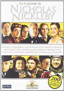 La Leyenda De Nicholas Nickleby (Nicholas Nickleby)