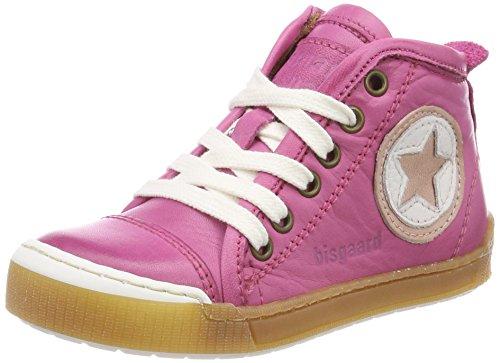 Bisgaard Mädchen Schnürschuhe Hohe Sneaker, Pink, 37 EU