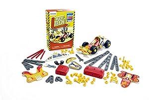 Miniland 32658 Flexi Tech - Juego de construcción (77 Piezas)