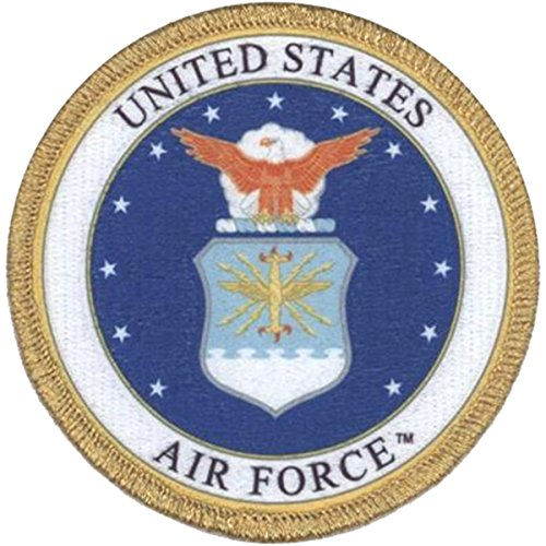 C&D Visionary Patch-Air Force 3