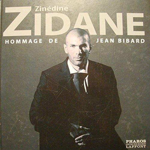 JEAN BIBARD Zindine Zidane FOOTBALL BUGUIN Ed. LAFFONT RARE++