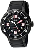 GV2 by Gevril Men's Analogue Quartz Watch with Stainless-Steel Strap 8900