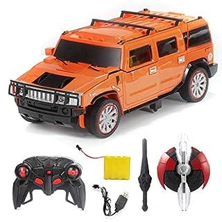 RC Auto Buggy Hobby Auto Elektrofahrzeug Kinder Jungen Geschenk Orange