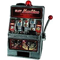 Preisvergleich für Neuheit Casino-Mottoparty Fun Slot Maschine, Spardose/Sparkasse/Spardose–Fantastisches Geschenk Idee Weihnachten, Geburtstage, sockenfüllmaterial