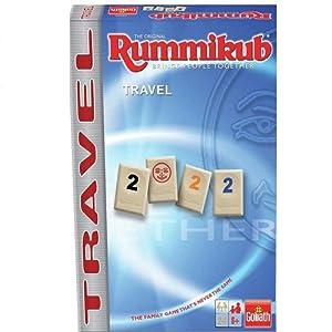 Goliath – Rummikub Original, Juego de Viaje (50290)