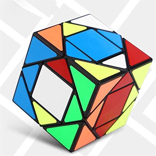 EisEyen 3 x 3 Pyramide Cubo Velocidad Especial Twist