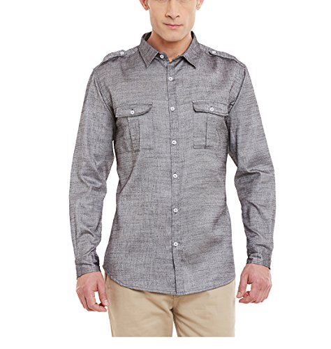 Yepme Men's Blended Casual Shirts - Ypmshrt1294-$p