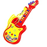 #8: Guitar Music Instrument Educational Toy Kid Gift Early Education (Color May Vary)