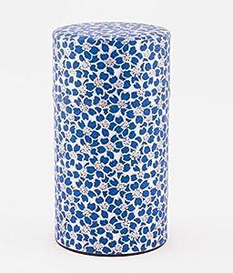 Boîte à thé, recouvert de papier de soie japonais,
