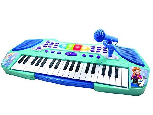 Lexibook K710FZ The icequeen Keyboard (Elsa-klavier Und Anna)