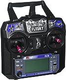 GoolRC FLYSKY FS-i6 ad alta precisione 2,4 gHz 6 ch trasmettitore Modalità 2 W/ricevitore R6-B per RC Multirotor Quadcopter Elicottero Aereo aliante Car