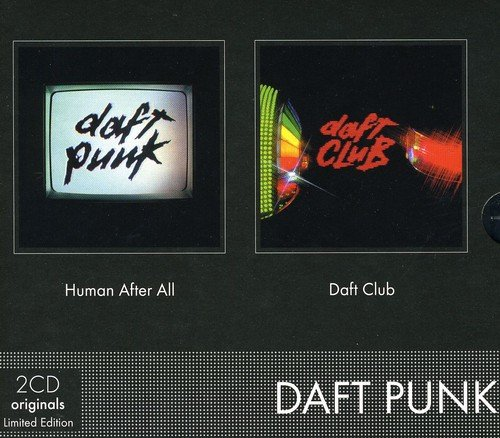 Daft Punk Dance y electrónica