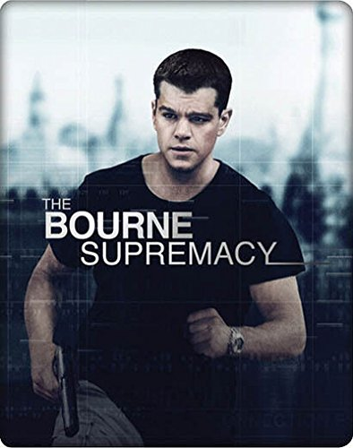 The Bourne Supremacy - Futureshop Exclusive Limited Edition Steelbook (Blu-ray + DVD + Digital Copy) [Import]