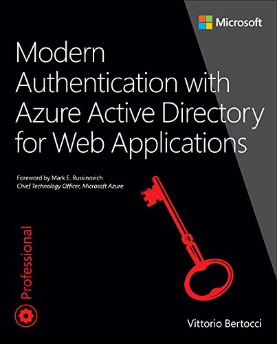 Modern Authentication with Azure Active Directory for Web Applications (Developer Reference) (English Edition)