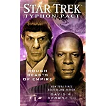 Typhon Pact #3: Rough Beasts of Empire (Star Trek) by David R. George III (2011-02-03)