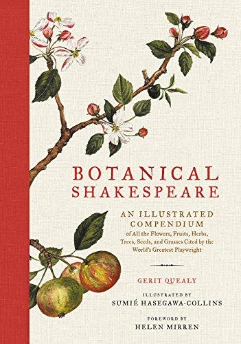 Botanical Shakespeare por Gerit Quealy