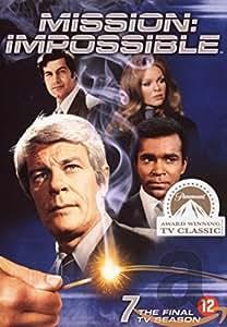 Mission Impossible: L'intégrale de la saison 7 - Coffret 6 DVD [Import belge]