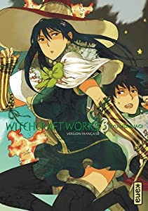 Witchcraft Works Edition simple Tome 3