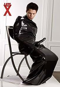 LATE X Sauna Bag Comme Un Préservatif Noir