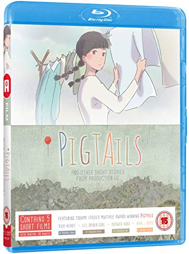 Pigtails and Other Shorts - Standard Combi [Dual Format] [Blu-ray] Dual-pigtails