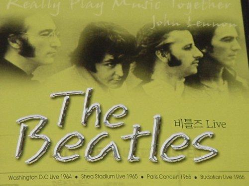 Beatles Live: Washington DC 1964 / Shea Stadium 1965 / Paris Concert 1965 / Budokan 1966 All Region