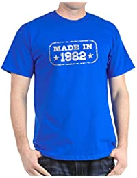CafePress - Made In 1982 - 100% Cotton T-Shirt