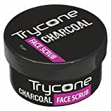 #4: TRYCONE ACTIVATED CHARCOAL FACE SCRUB FOR INSTANT GLOW , DEEP CLEANSING & EXFOLIATION SCRUB FOR FACE – 75 GM